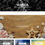 Wanda Lite WordPress Theme