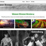 Weaver Xtreme Wordpress Theme