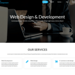 Web Development Wordpress Theme