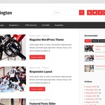 Wellington Wordpress Theme