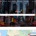 Whoop Wordpress Theme
