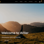 Willer Wordpress Theme