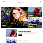 Wishful Blog WordPress Theme