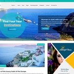 Wishful Travel WordPress Theme