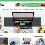 WOW Blog Wordpress Theme