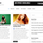 WOWMAG WordPress Theme