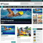 WP FanZone Wordpress Theme