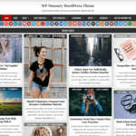 WP Masonry Wordpress Theme