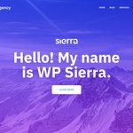 WP Sierra Wordpress Theme
