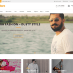 WP Store Wordpress Theme