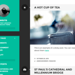 Writr Wordpress Theme
