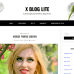X Blog Lite Wordpress Theme