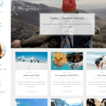 Yaatra Wordpress Theme