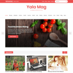 Yala Mag WordPress Theme