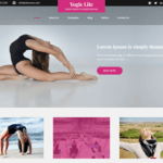 Yogic Lite WordPress Theme