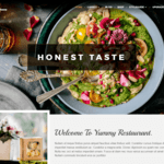 Yummy WordPress Theme
