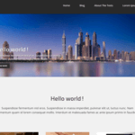 zadot Wordpress Theme