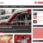 zeeDynamic Wordpress Theme