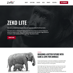Zeko Lite Wordpress Theme