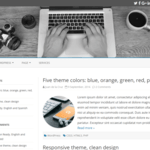 ZeroGravity Wordpress Theme
