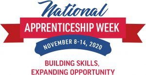 National Apprenticeship Week November 8-14,2020