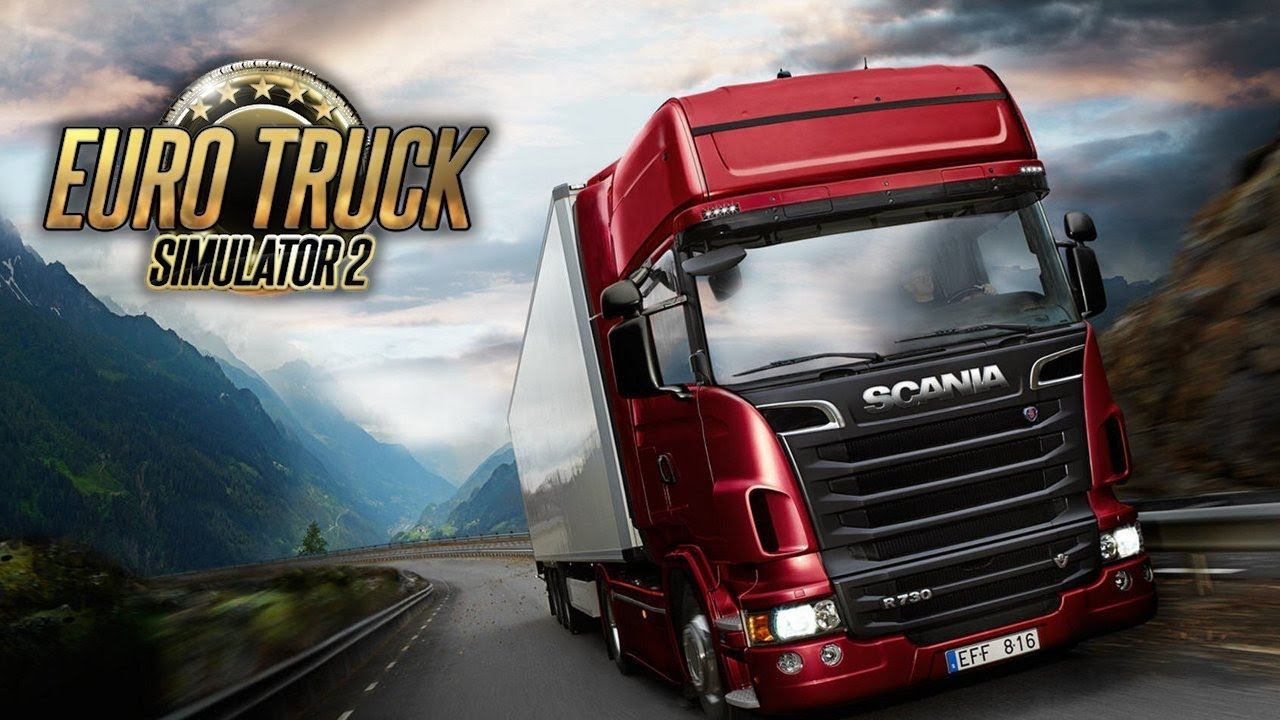 Download Euro Truck Simulator 2 [v 1.37.1.0s + DLCs] Xpack repack
