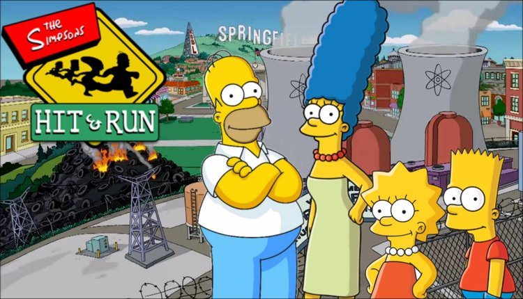 Download The Simpsons: Hit & Run RePack by RG Mechanics