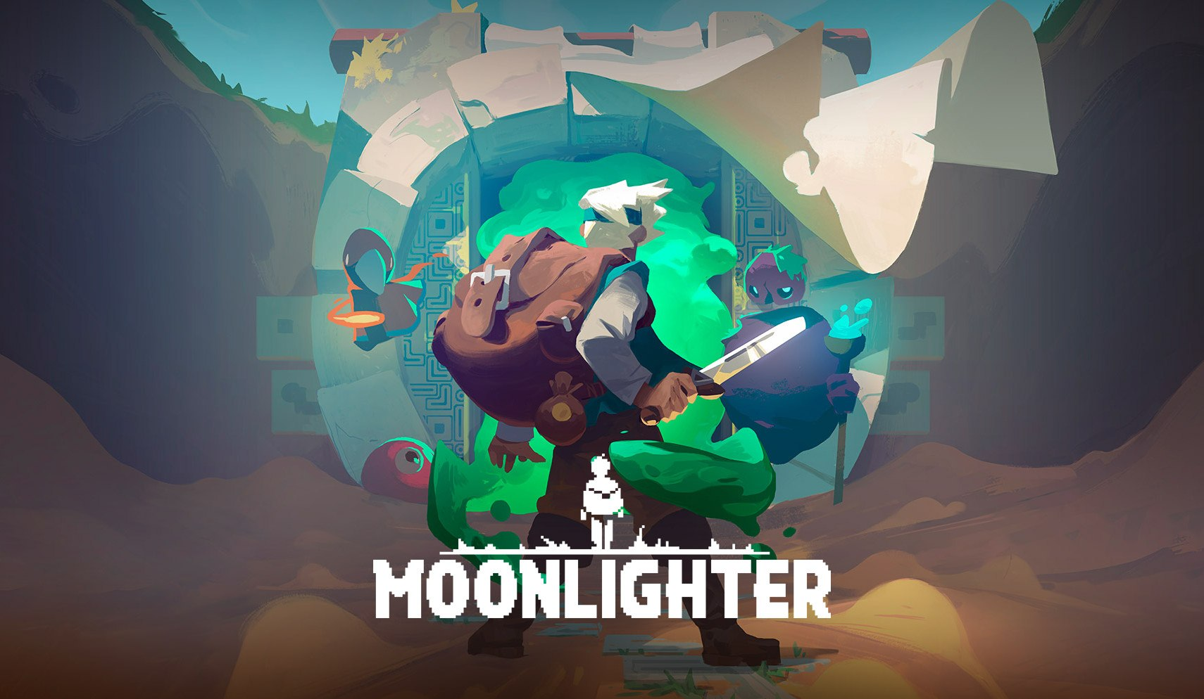 Download Moonlighter Between Dimensions-PLAZA + Update v1.10.35.2-PLAZA