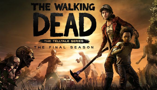 Download The Walking Dead The Final Season (All Episodes, 1-4) FitGirl Repack