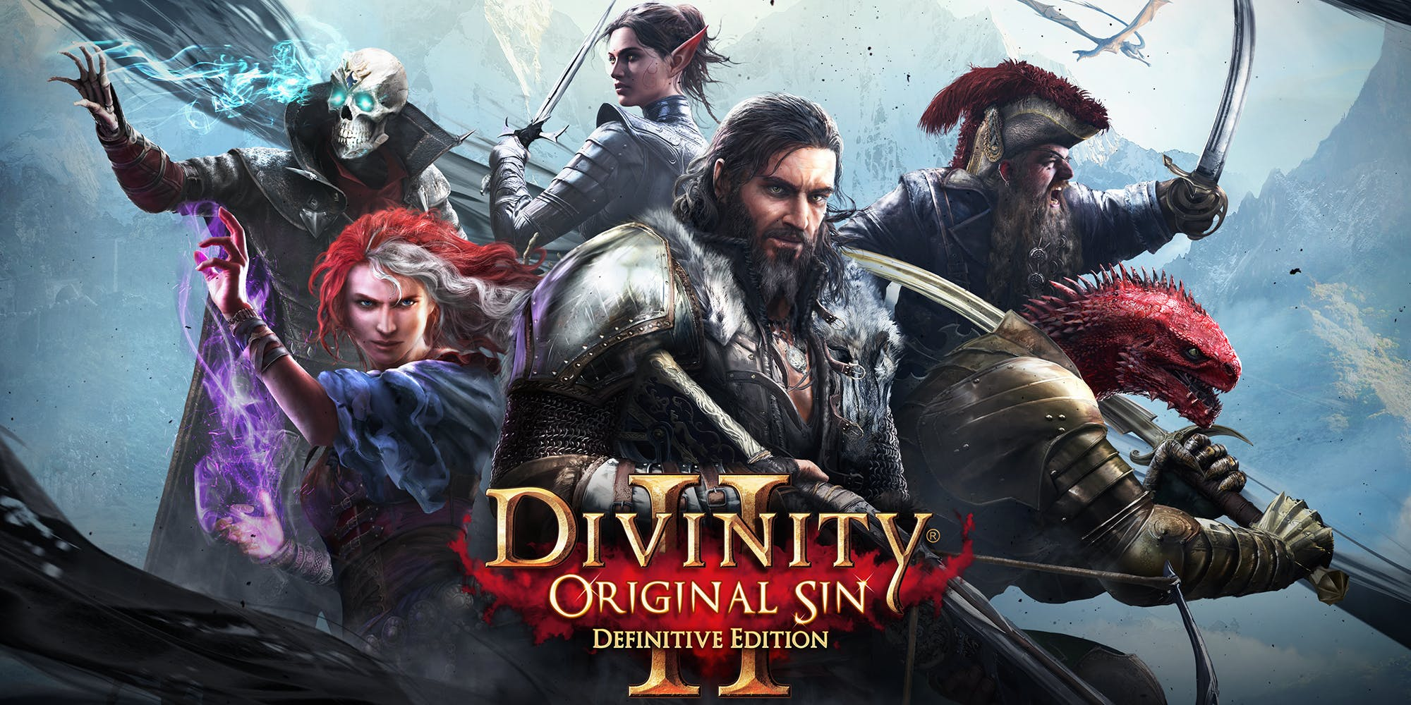 Download Divinity Original Sin 2 Definitive Edition-CODEX + Update v3.6.64.2709-CODEX