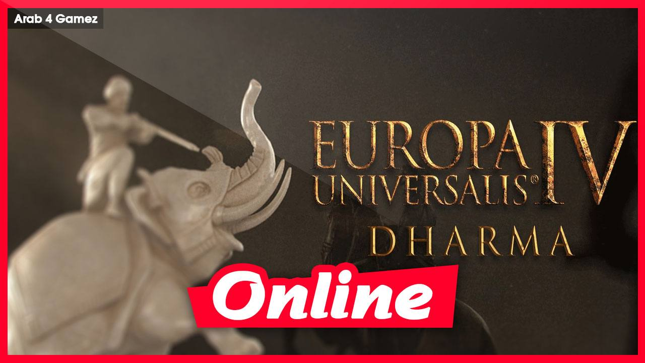 Download Europe Universalis IV Dharma-CODEX Include All DLCs  + Update v1.27.2-CODEX + ONLINE
