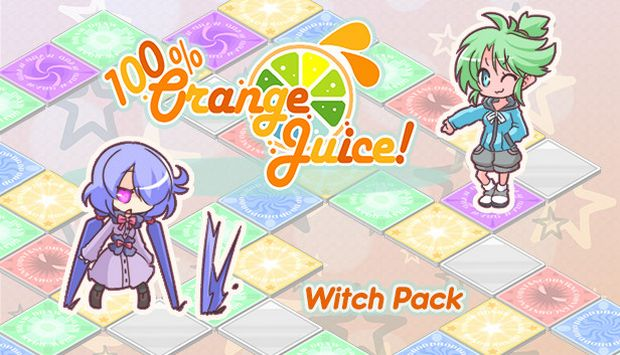Download 100 Percent Orange Juice Iru and Mira-PLAZA + Update v2.2.2-PLAZA