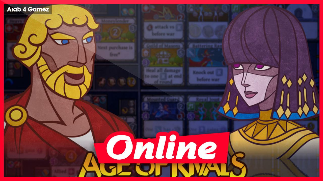 Download Age Of Rivals Build 12.11.2018 + ONLINE