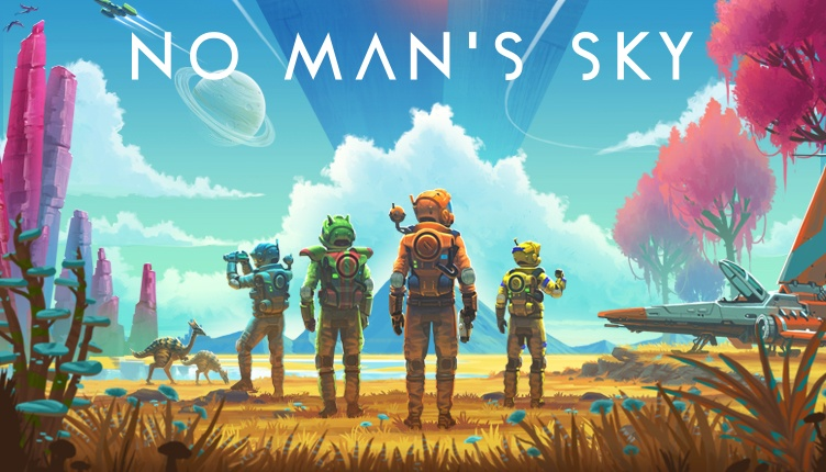 Download No Mans Sky v1.75 Incl DLC GOG