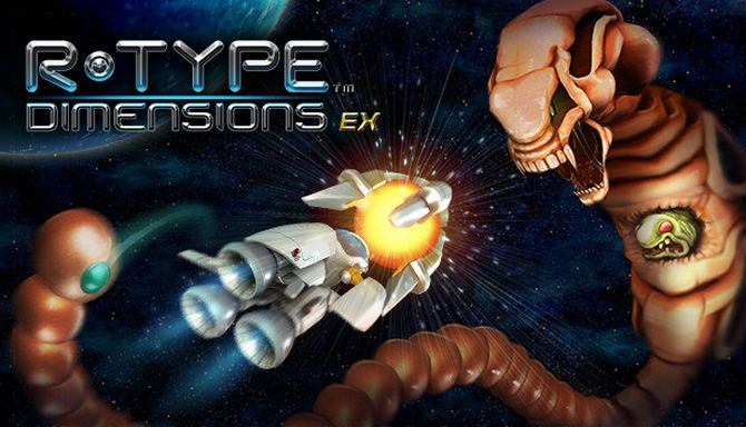 Download R Type Dimensions EX-ALI213