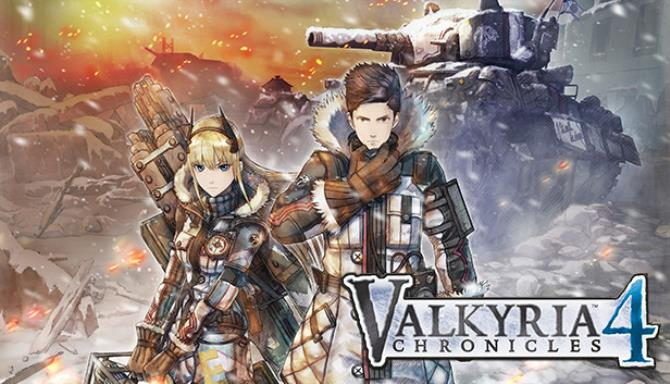 Download Valkyria Chronicles 4 v1.03 + 5 DLCs FitGirl Repack