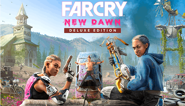 Download Far Cry: New Dawn – Deluxe Edition (v1.0.5 + All DLCs, MULTi15) [FitGirl Repack]