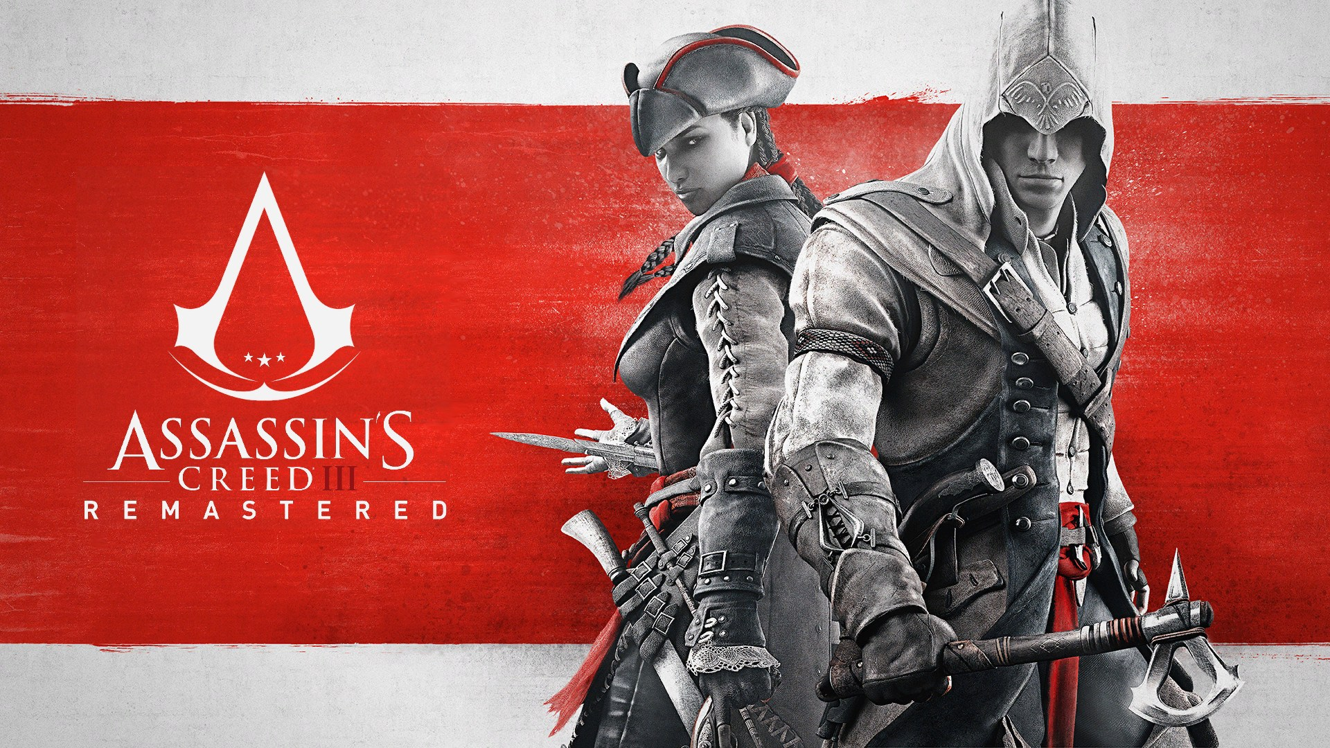 Download Assassins Creed 3 Remastered (+ Day 1 Patch + All DLCs + AC Liberation) [FitGirl Repack]