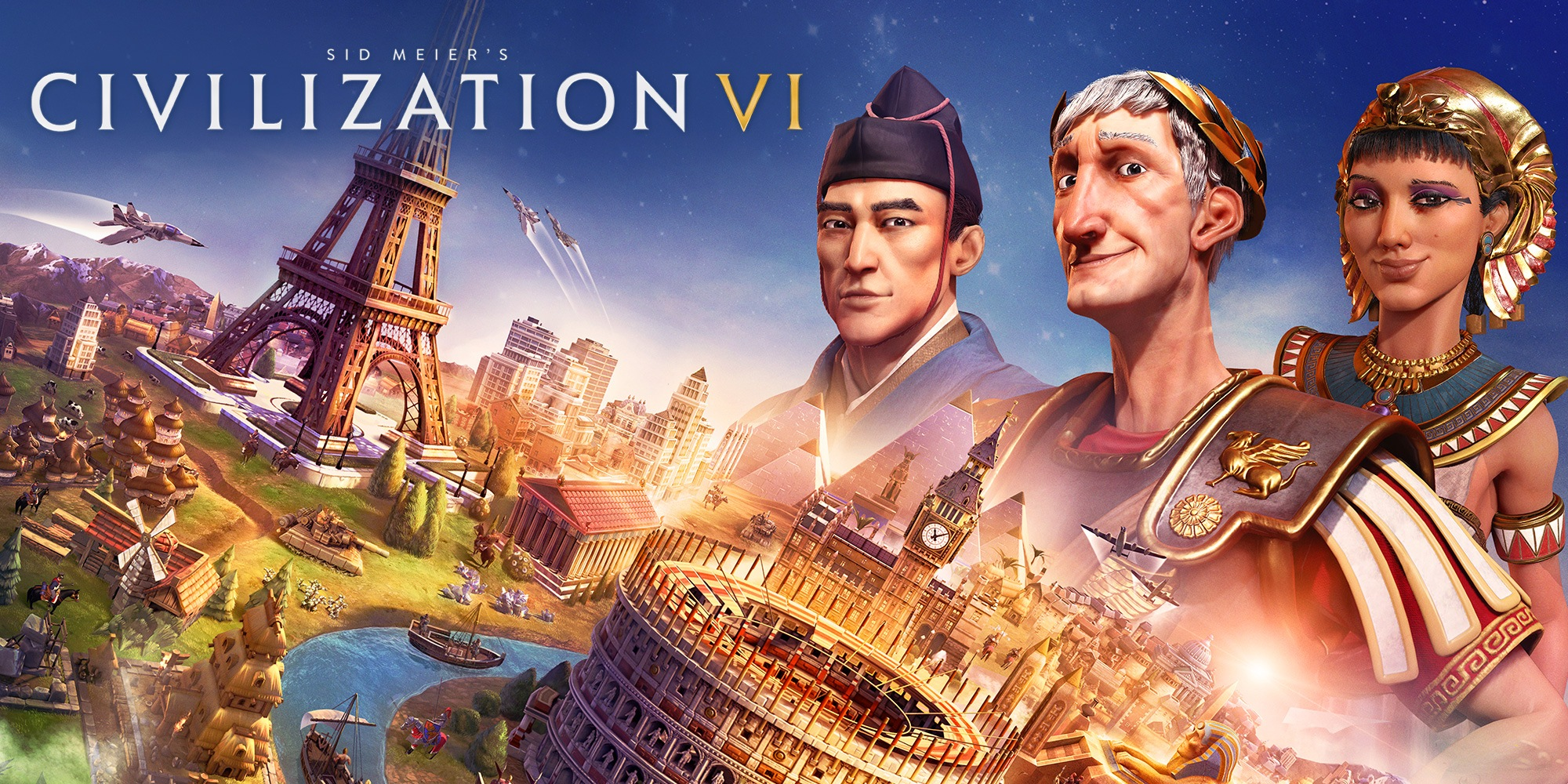 Download Sid Meier's Civilization VI [v 1.0.1.501 + DLCs] Repack by xatab + ONLINE