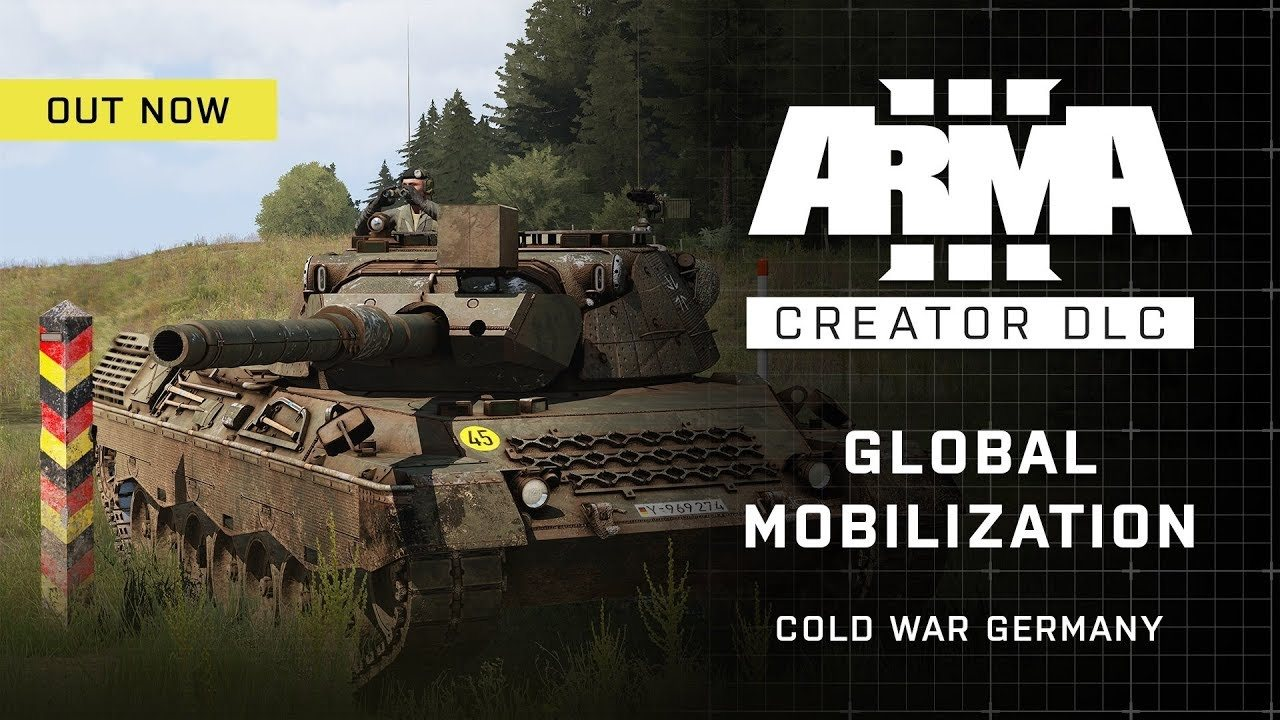 Download Arma 3 Global Mobilization Cold War Germany-CODEX