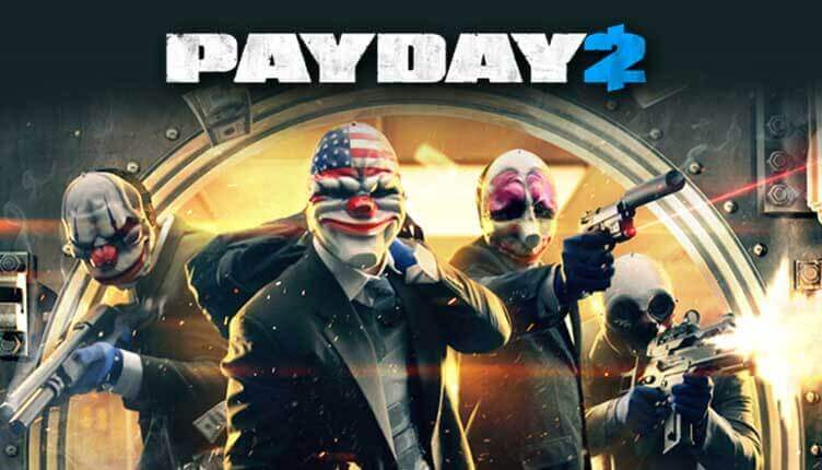 Download PayDay 2 (v1.93.844/Update 198 + 86 DLCs) [FitGirl Repack]
