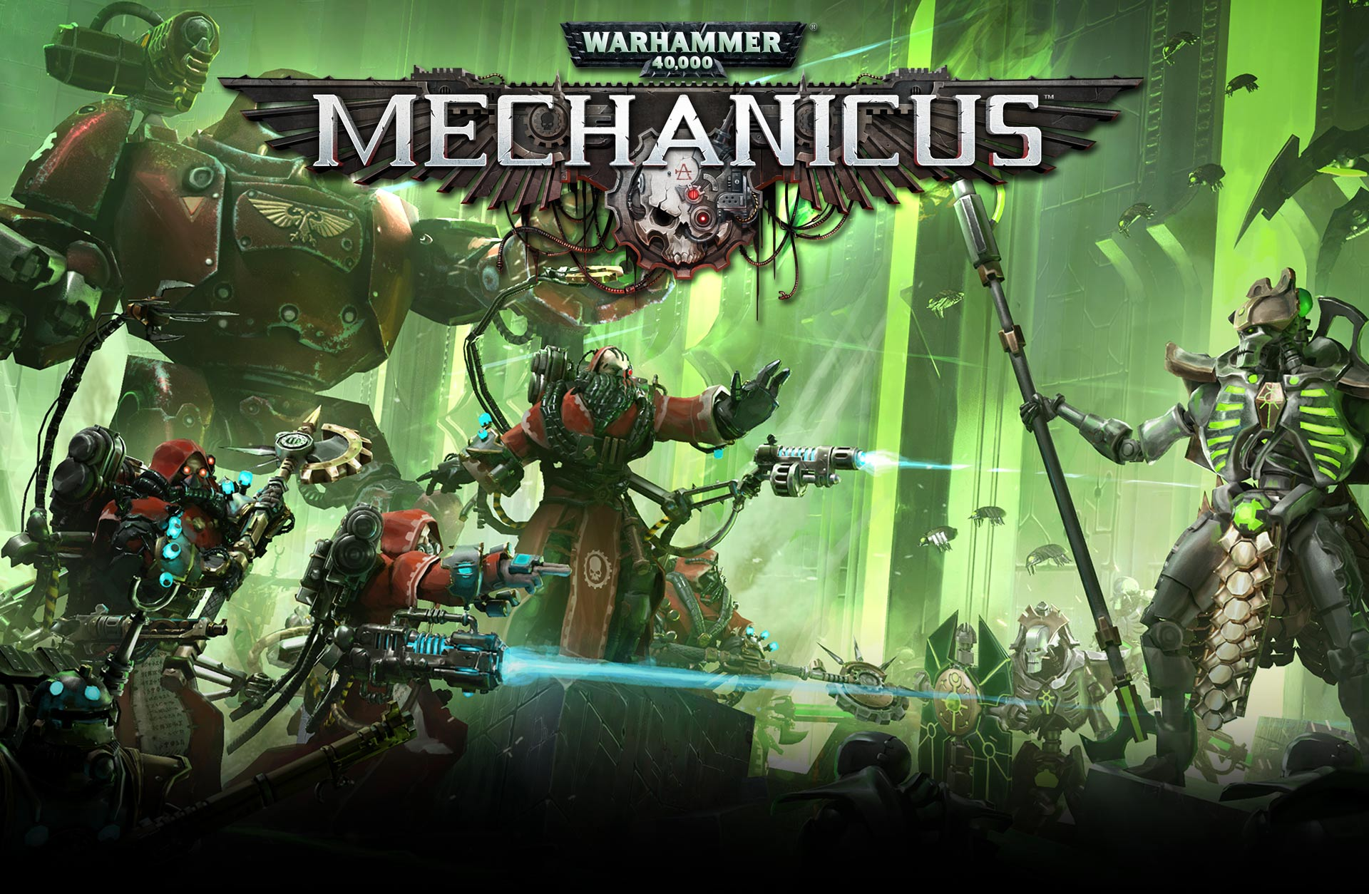 Download Warhammer 40,000 Mechanicus – Omnissiah Edition (v1.3.0 + Heretek DLC, MULTi6) [FitGirl Repack]