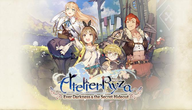 Download Atelier Ryza Ever Darkness and the Secret Hideout-CODEX + Update v20191108-CODEX