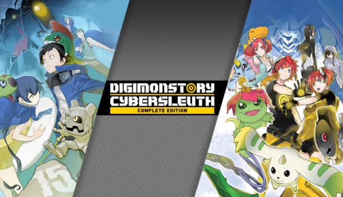 Download Digimon Story Cyber Sleuth Complete Edition-SKIDROW