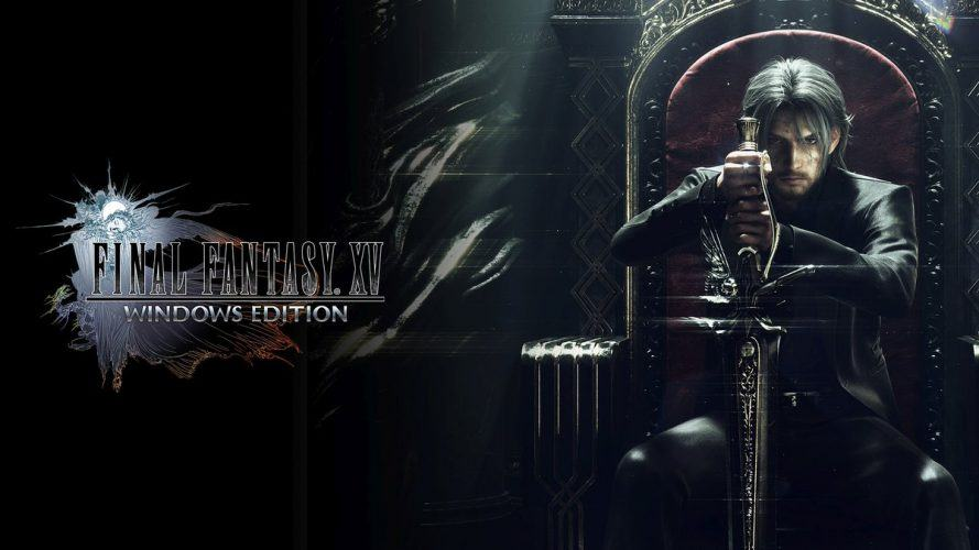 Download Final Fantasy XV Windows Edition [Build 1261414 + DLCs] Repack by xatab + CRACK ONLY