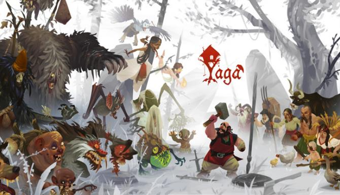 Download Yaga (v1.0.80, MULTi15) [FitGirl Repack]