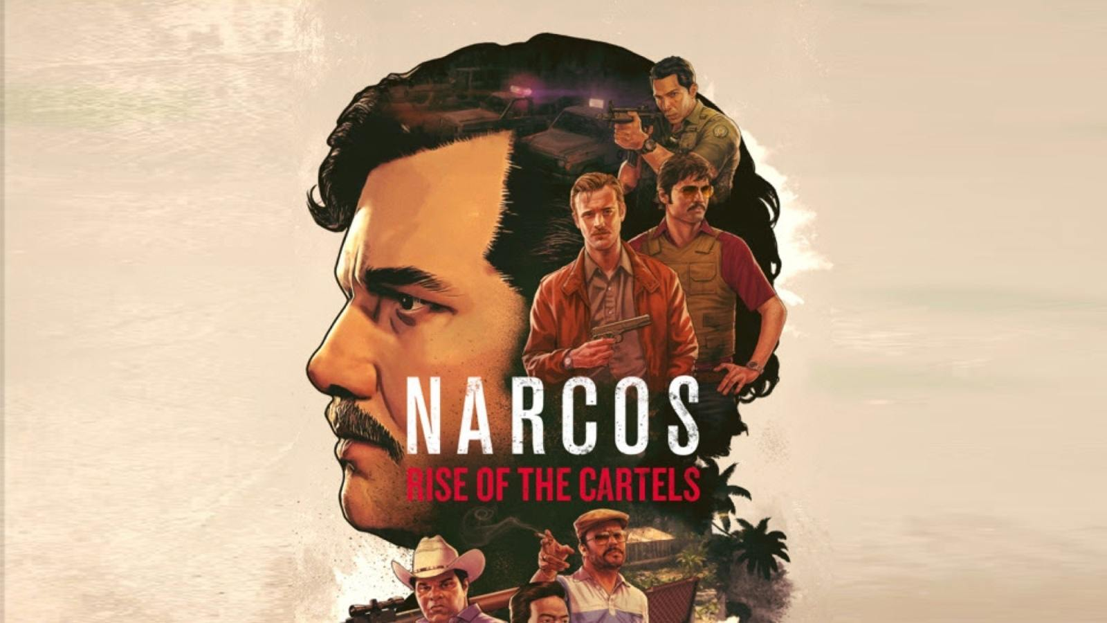 Download Narcos Rise of the Cartels [FitGirl Repack]