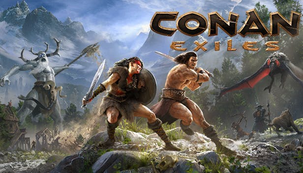 Download Conan Exiles (v230672/25565 + All DLCs) [FitGirl Repack]