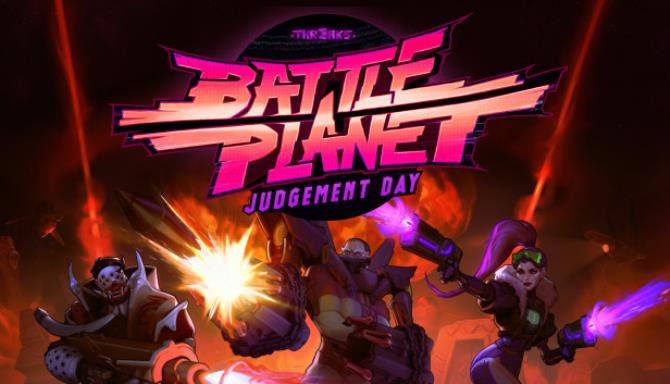 Download Battle Planet Judgement Day-GOG