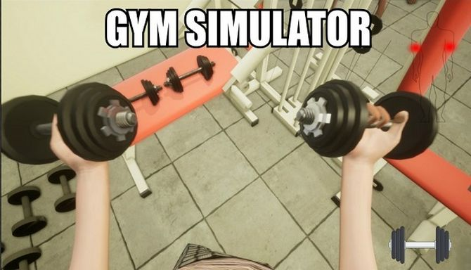 Download Gym Simulator-PLAZA